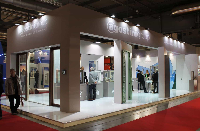Made expo stand fieristici e allestimenti realizzati da for Fiera dell arredamento milano