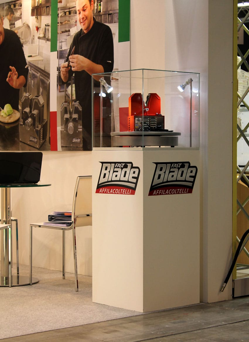 Stand Fiera Milano HOST Stand FAST Blade