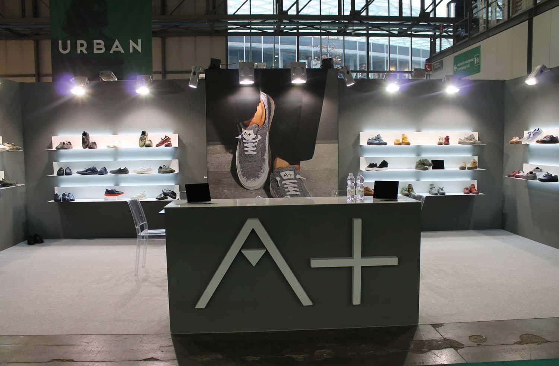 Allestimenti fieristici Milano Fiera THE MICAM Stand A+